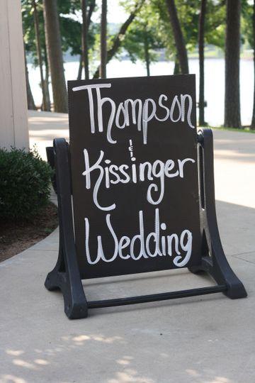 Thompson + Kissinger Wedding