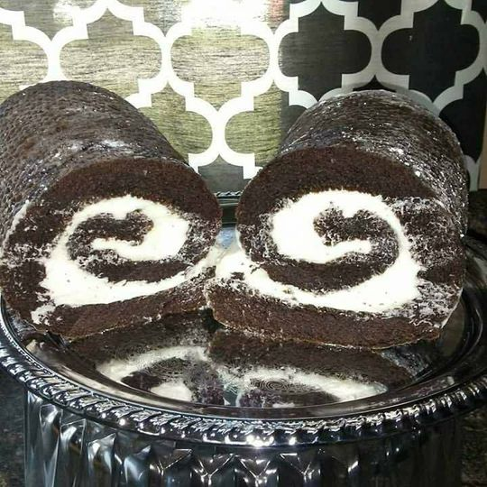 Chocolate Cake Roll  Lemon Cake Roll Pumpkin Cake Roll