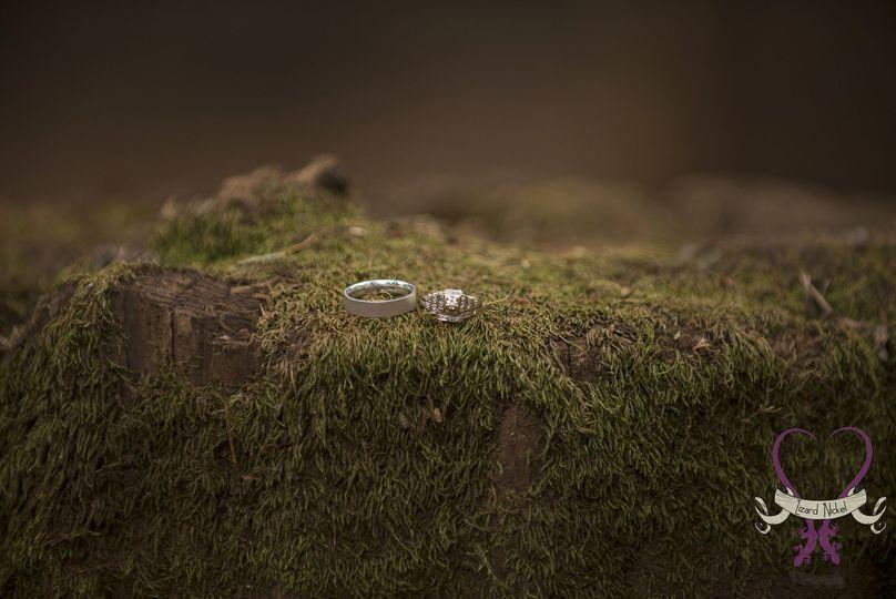 forest wedding 1