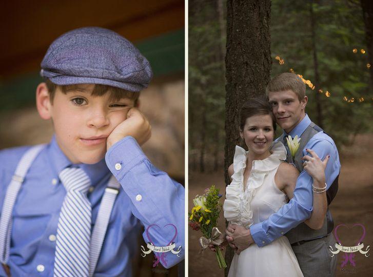 forest wedding 7