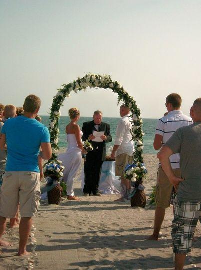 484447a100217b39 Florida Beach Weddings Venice Beach 6