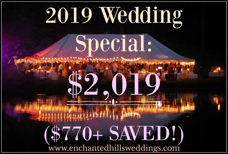 Ask about our 2019 special!