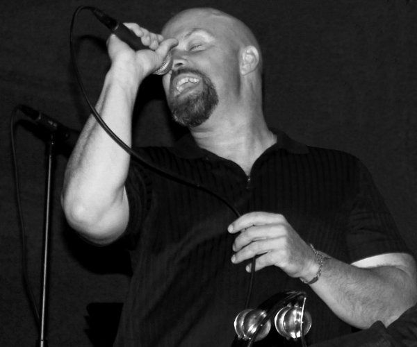Singing band member