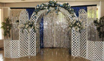 Aaladin's Wedding & Party Supply Rentals