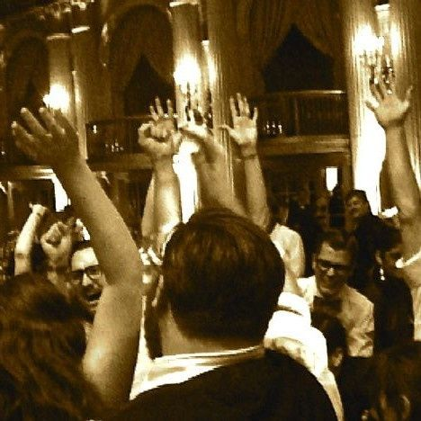 Wedding Reception Dancers @ Biltmore Hotel Crystal Ballroom Elegant Music DJ/MC Eric Zimmermann...