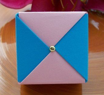 Tmx 1327565865325 Pinkbluefavorbox Seattle wedding favor
