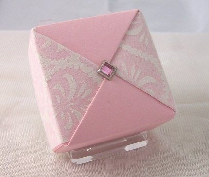 Tmx 1327565866935 Pinklacefavorbox Seattle wedding favor