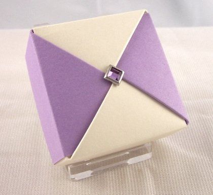 Tmx 1327565868591 Purplecreamfavorbox Seattle wedding favor