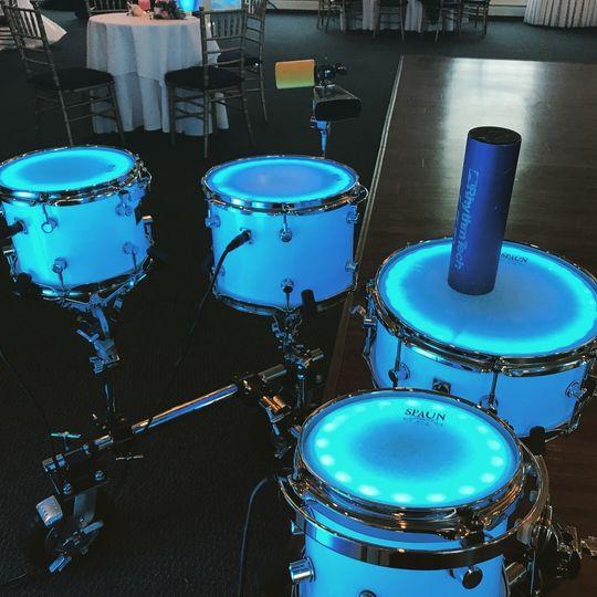 LED Percussion