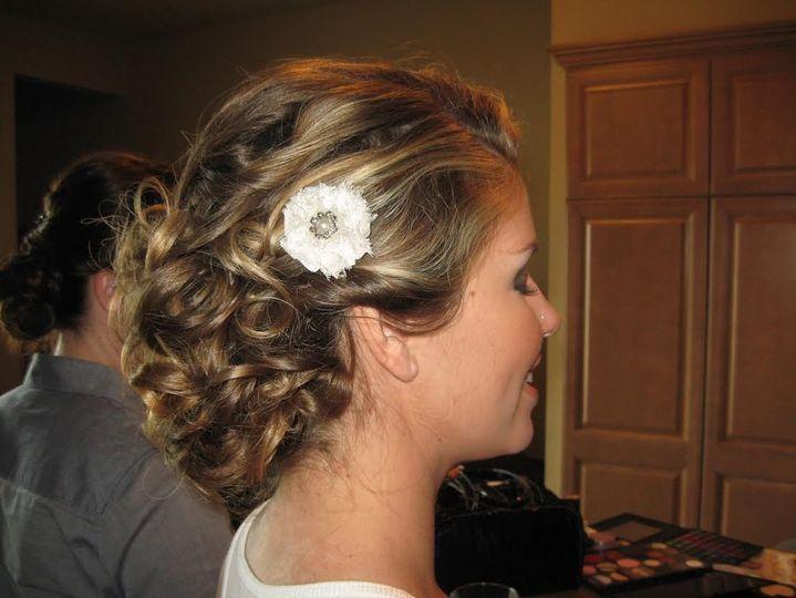 weddingwire bridal hair photos2
