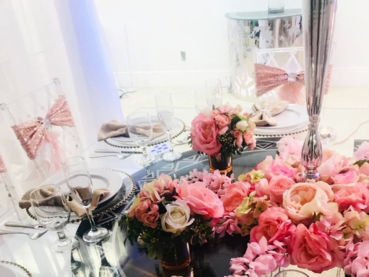 Tmx Flower Table Setting 51 1016888 Sanford, FL wedding venue