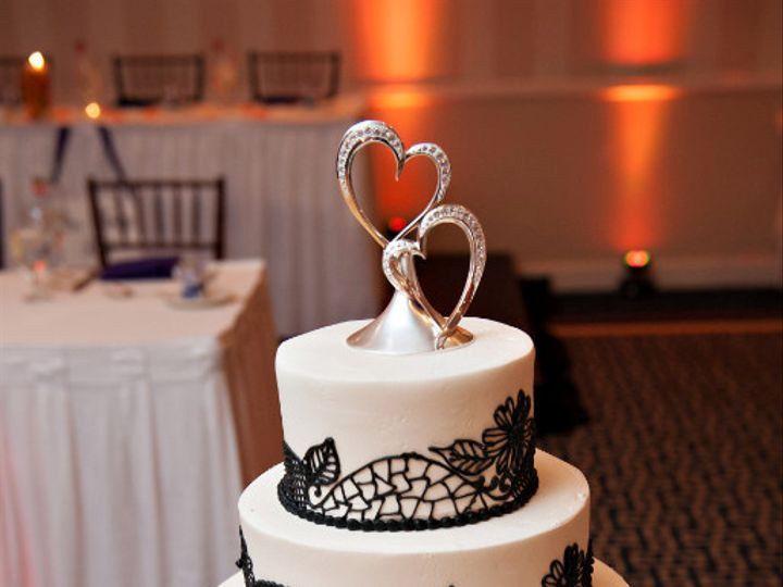 Tmx 1423242956226 10.4.14 Cake Wakefield, MA wedding venue