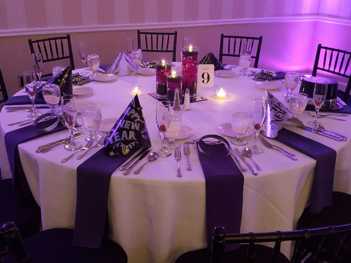 Tmx 1458938259604 Nye 2015 Table Wakefield, MA wedding venue