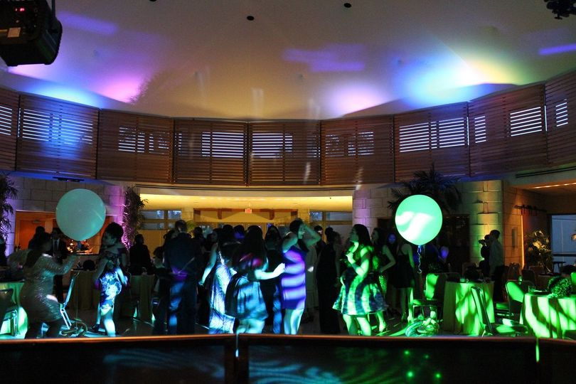 Dancing at a quince