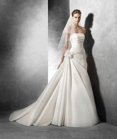 Empire cut dress