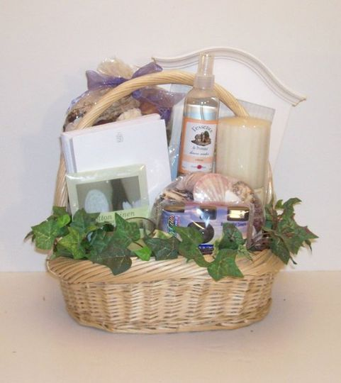 Bridal Gift Basket