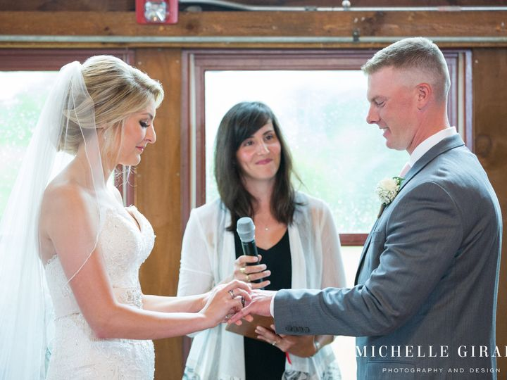 Tmx 1514688331937 Redbarnhampshirecollegesummerweddingamherstmassach Northampton, MA wedding officiant