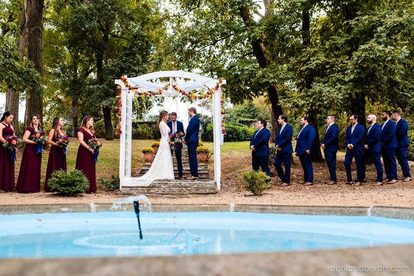 Fountain ceremony