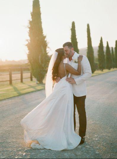 Wedding at Il Borro - tuscany