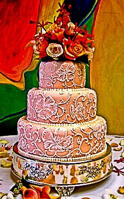 Wedding Cake by Merengue Bakery
