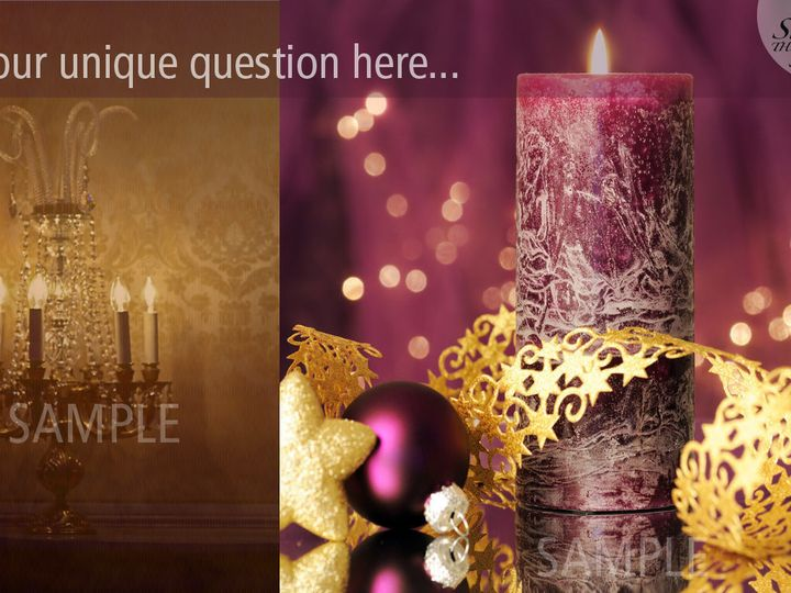 Tmx 1413499115383 Mockwinterpurplecandle Canton wedding rental