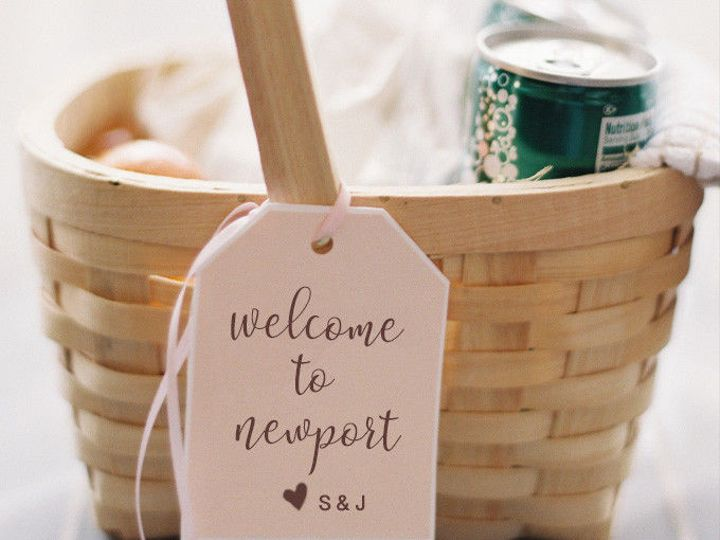 Tmx 1525047797 5d2edf96289d848b 1524697537900 Newport Welcome Basket Saunderstown, RI wedding favor