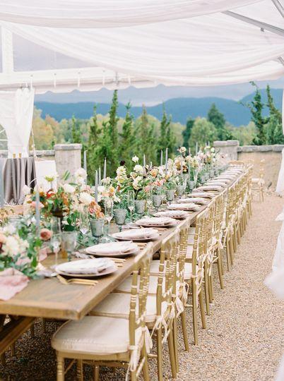 Featured in Martha Weddings