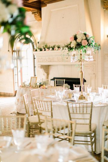 Spring weddings at the Crosley