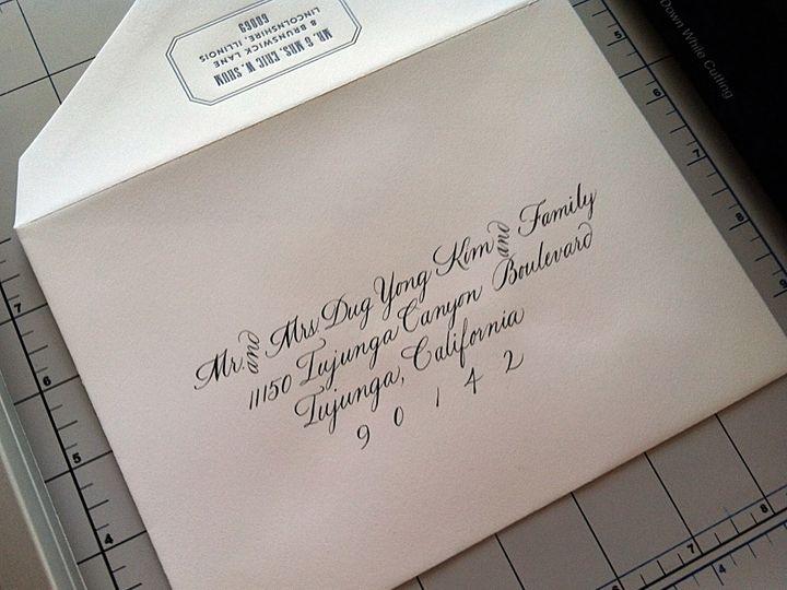 Tmx 1429752740203 Bickham Crystal Lake wedding invitation