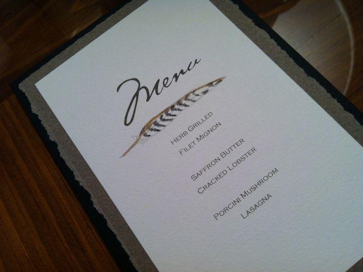 Tmx 1430009626431 Img2409 Crystal Lake wedding invitation