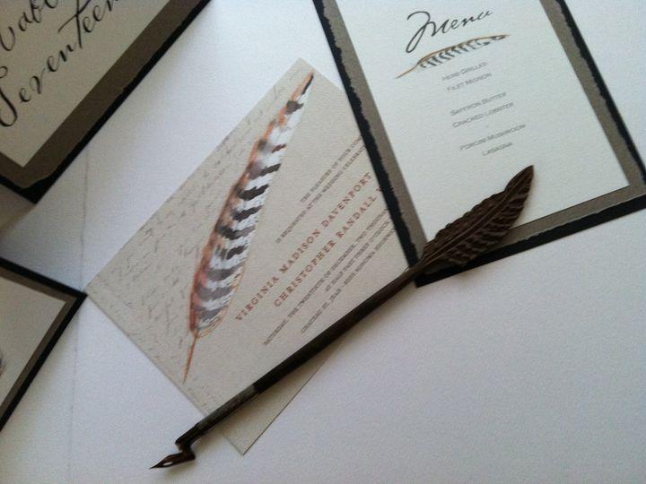 Tmx 1430009816862 Img2433 Crystal Lake wedding invitation