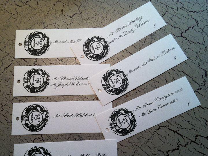 Tmx 1430010766661 Img0396 Crystal Lake wedding invitation