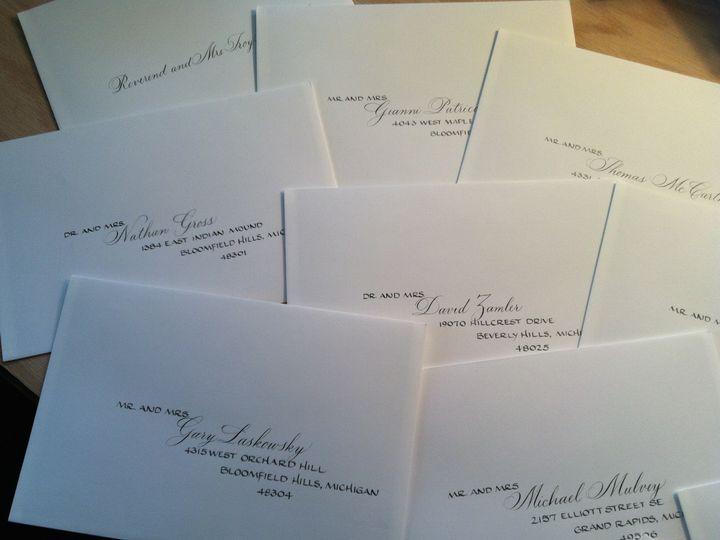 Tmx 1430012800439 Img3425 Crystal Lake wedding invitation