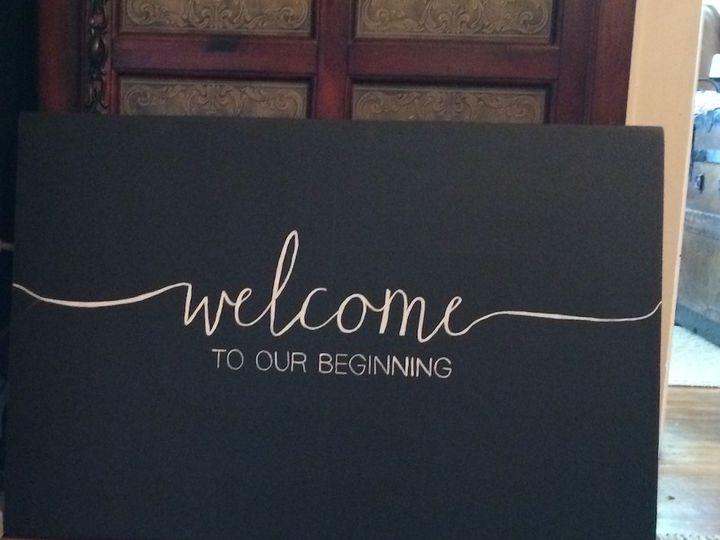 Tmx 1432642196663 Welcome 2r Beginning Crystal Lake wedding invitation