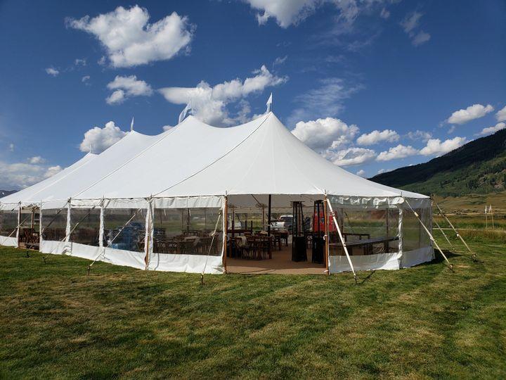 Tmx Outsdie Of Tent 44x103 1 51 655988 158161140051617 Denver wedding rental