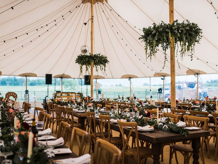Tmx Sailcloth With Center Pole Floral Designs 51 655988 158161132339607 Denver wedding rental