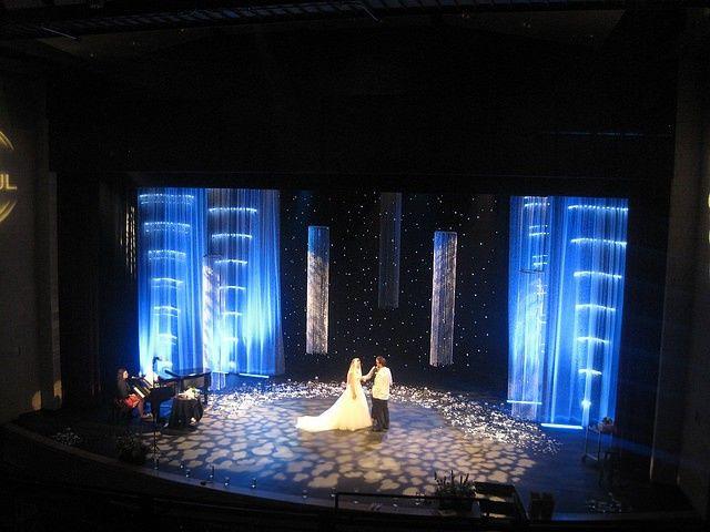 Baffes Theatre Ceremony