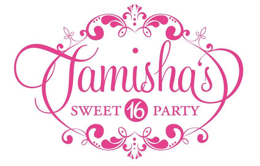 tamisha sweet 16 log