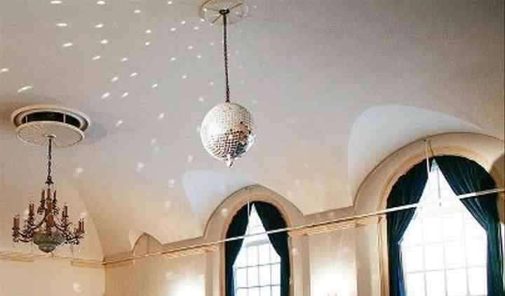 The Leopold Crystal Ballroom