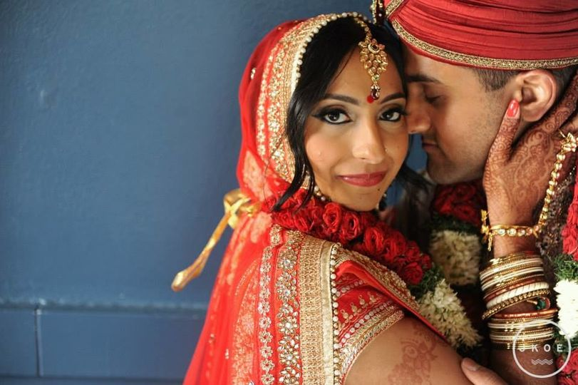 Breathtaking Indian Wedding