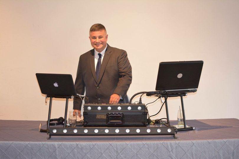 DJ Derek Romanoff