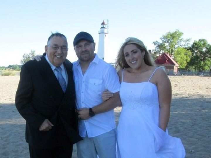Tmx 1529433213 2f228d72fafe4798 1529433212 05bdba779047cf6b 1529433213078 5 Lexington Beach Avoca, MI wedding officiant