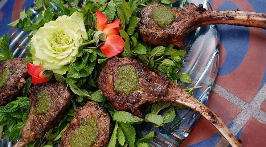 Lamb Chops Grilled to Perfection
