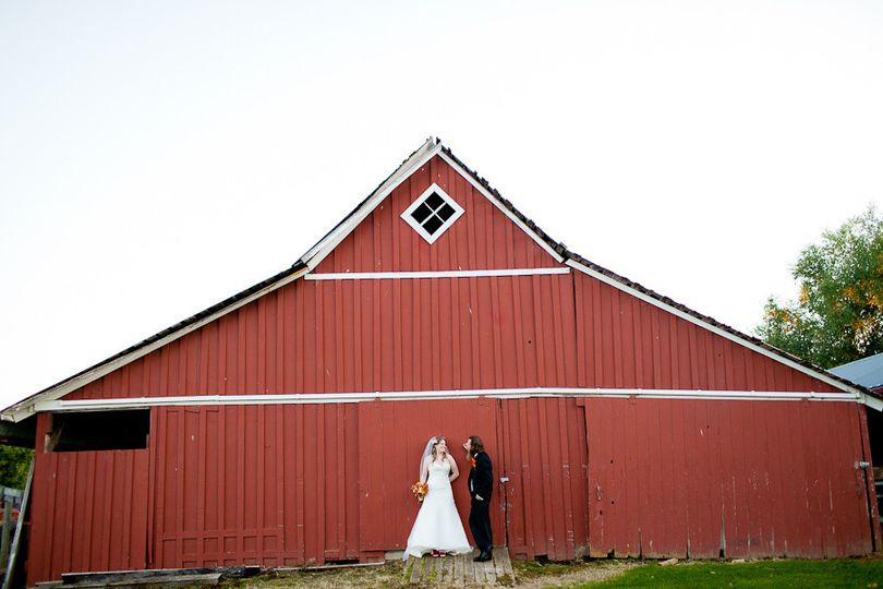 The original Red Barn