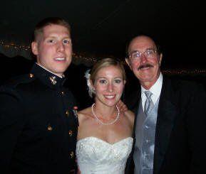 Lt. Ben & Ava Alexander, 9/4/10