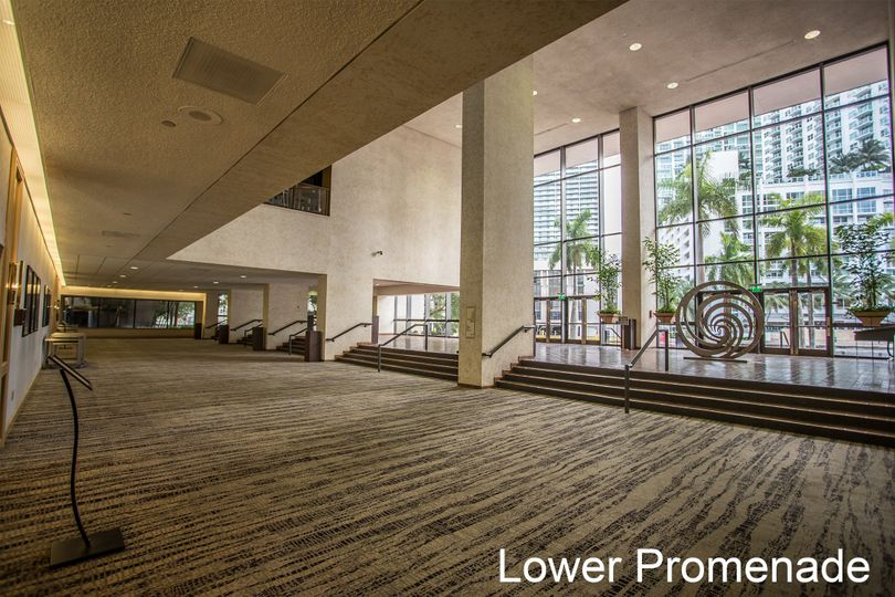 lower promenade