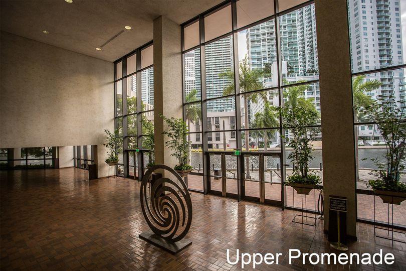 upper promenade