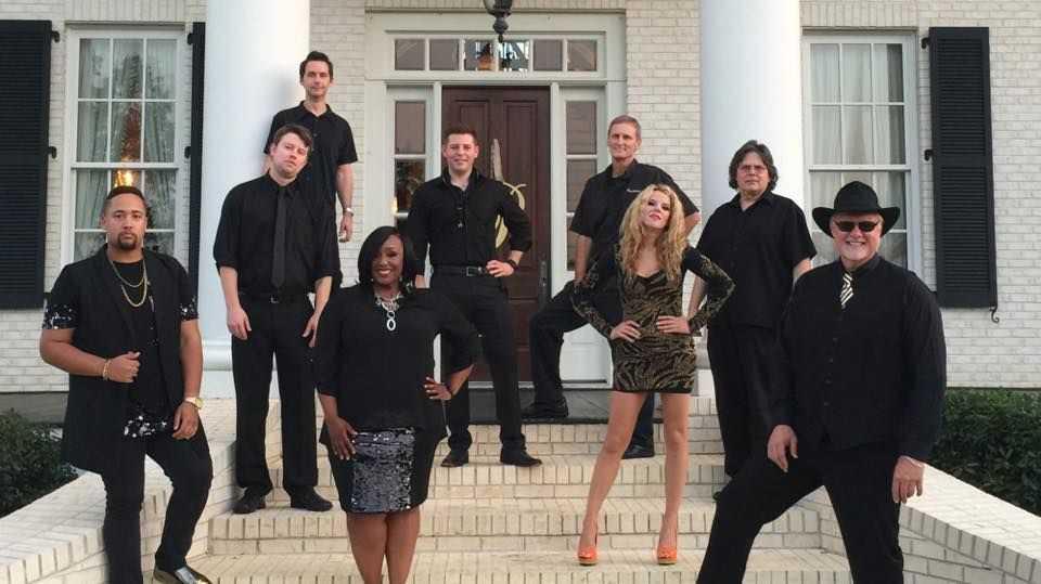 The Flashbacks Show Band