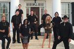 The Flashbacks Show Band image