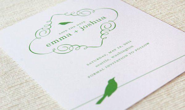 Tmx 1255472445308 Stdwren02 Seattle wedding invitation